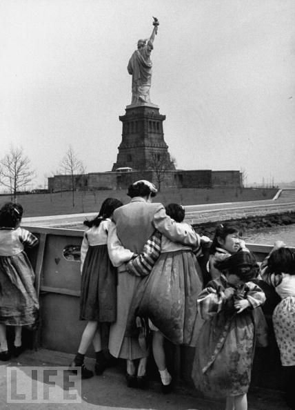 History: Statue of Liberty