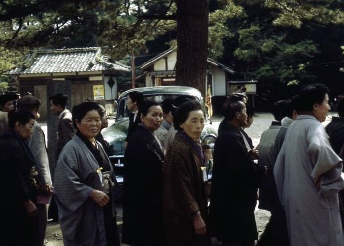 Japan in the 1950's by Herb Gouldon