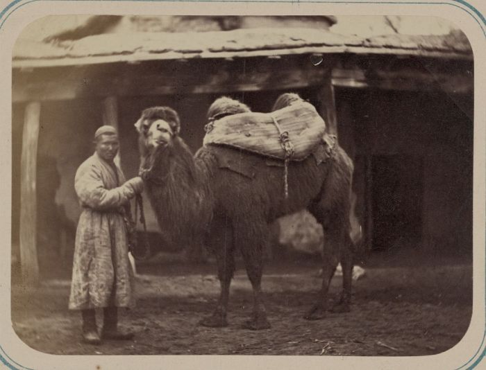 History: Central Asia, 140 years ago