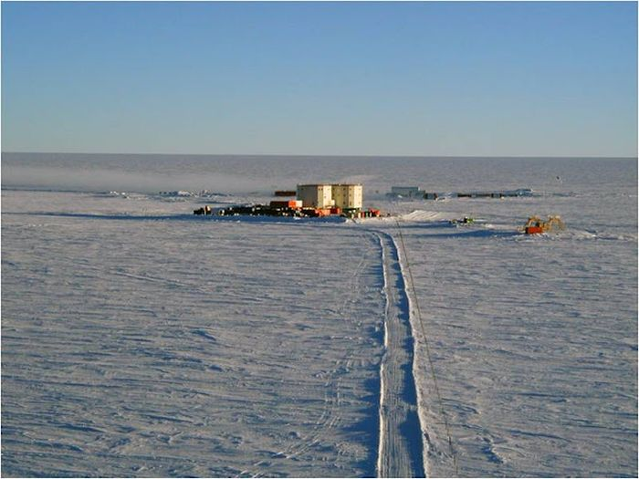 Concordia Research Station, Dome Circe, Antarctic Plateau, Antarctica