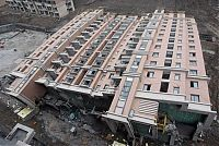 Trek.Today search results: 13-storey house collapsed, Shanghai, China
