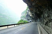 Trek.Today search results: Most dangerous route, Federal line 319, China