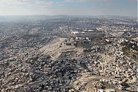 Trek.Today search results: Bird's-eye view of Jerusalem, Israel