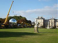 Trek.Today search results: World's largest disco ball, Michel de Broin