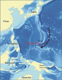 Trek.Today search results: Mariana Trench, deep ocean basin