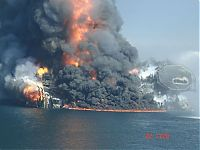 Trek.Today search results: Deepwater Horizon in flames