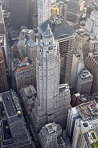 Trek.Today search results: Bird's-eye view of New York City, United States