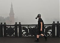 Trek.Today search results: Fire health threat at new high in Moscow, Russia