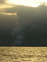 Trek.Today search results: Eruption of underwater volcano, Nuku'alofa, Tonga