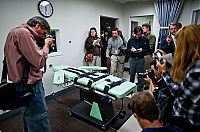 Trek.Today search results: Lethal injection chamber, San Quentin State Prison, California, United States