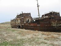 Trek.Today search results: The Aral Sea is almost gone