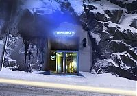 World & Travel: Datacentre Pionen, Stockholm, Sweden