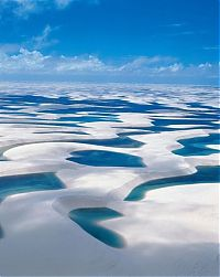 Trek.Today search results: Lençóis Maranhenses National Park, Maranhão, Brazil