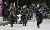Trek.Today search results: Police fight against drug traffickers, illegal drug trade, Brazilia