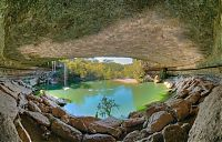 Trek.Today search results: Hamilton Pool Preserve, Austin, Texas, United States