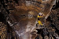 Gouffre Berger cave, Engins, Vercors Plateau, French Prealps, France