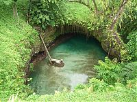 Trek.Today search results: To Sua Ocean Trench, Lotofaga village, Upolu island, Samoa