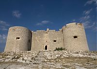 Trek.Today search results: Château d'If fortress on the island of If, Frioul Archipelago, Bay of Marseille, Mediterranean Sea, France