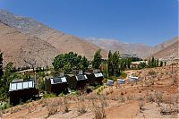 Trek.Today search results: Hotel Astronomico Elqui Domos, Pisco Elqui, Coquimbo Region, Chile