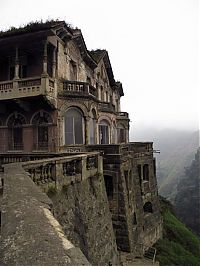 Trek.Today search results: The Hotel del Salto, Tequendama Falls, Bogotá River, Colombia