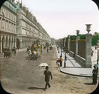 History: Old photos of Paris, 1900, France