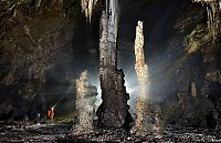 Trek.Today search results: Er Wang Dong cave, Wulong Karst, Wulong County, Chongqing Municipality, China