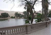 Huacachina, Oasis of America, Ica Region, Peru