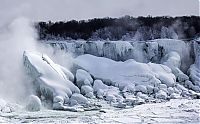 Trek.Today search results: Niagara Falls frozen partially in 2014, Canada, United States