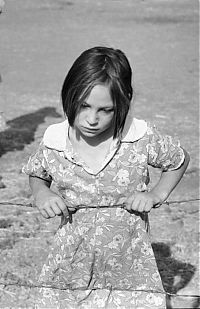 History: The Great Depression by Dorothea Lange, 1939-1943, United States