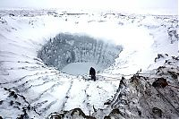 Trek.Today search results: Yamal crater, Yamal Peninsula, Siberia, Russia