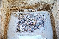 Trek.Today search results: Mosaic excavations, Zeugma Mosaic Museum, Commagene, Gaziantep Province, Turkey