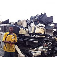 Trek.Today search results: Graveyard for dead computers, Agbogbloshie, Accra, Ghana