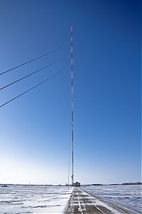 KVLY-TV mast, Blanchard, Traill County, North Dakota, United States