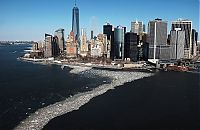 Trek.Today search results: New York City frozen, New York, United States