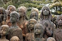 Trek.Today search results: The Memorial to the Children Victims of the War, Lidice, Czech Republic