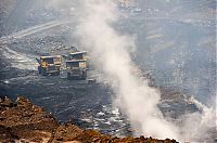 Trek.Today search results: Coal field fire, Jharia, Dhanbad, Jharkhand, India
