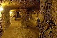 Trek.Today search results: Underground city, Derinkuyu, Nevşehir Province, Turkey