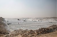Trek.Today search results: Limestone quarry, Minya, Egypt