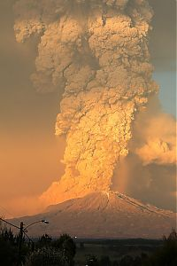 Trek.Today search results: Calbuco vulcano, Llanquihue National Reserve, Los Lagos Region, Chile