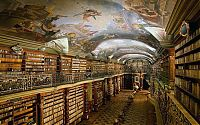 Trek.Today search results: National Library of the Czech Republic, Clementinum, Prague, Czech Republic