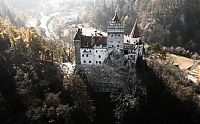 World & Travel: Dracula's Castle, Bran Castle, Bran, Braşov County, Transylvania, Romania