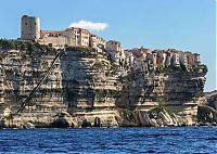 Trek.Today search results: The Staircase of The King of Aragon, Bonifacio, Corsica, France