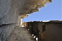 The Staircase of The King of Aragon, Bonifacio, Corsica, France