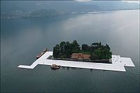 Trek.Today search results: Floating piers, Lake Iseo, Lombardy, Italy