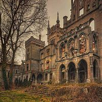 World & Travel: abandoned places around the world