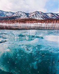 World & Travel: Lake Baikal, Siberia, Russia