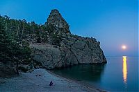 Trek.Today search results: Peschanaya bay, Khuzhirskiy, Irkutsk Oblast, Russia